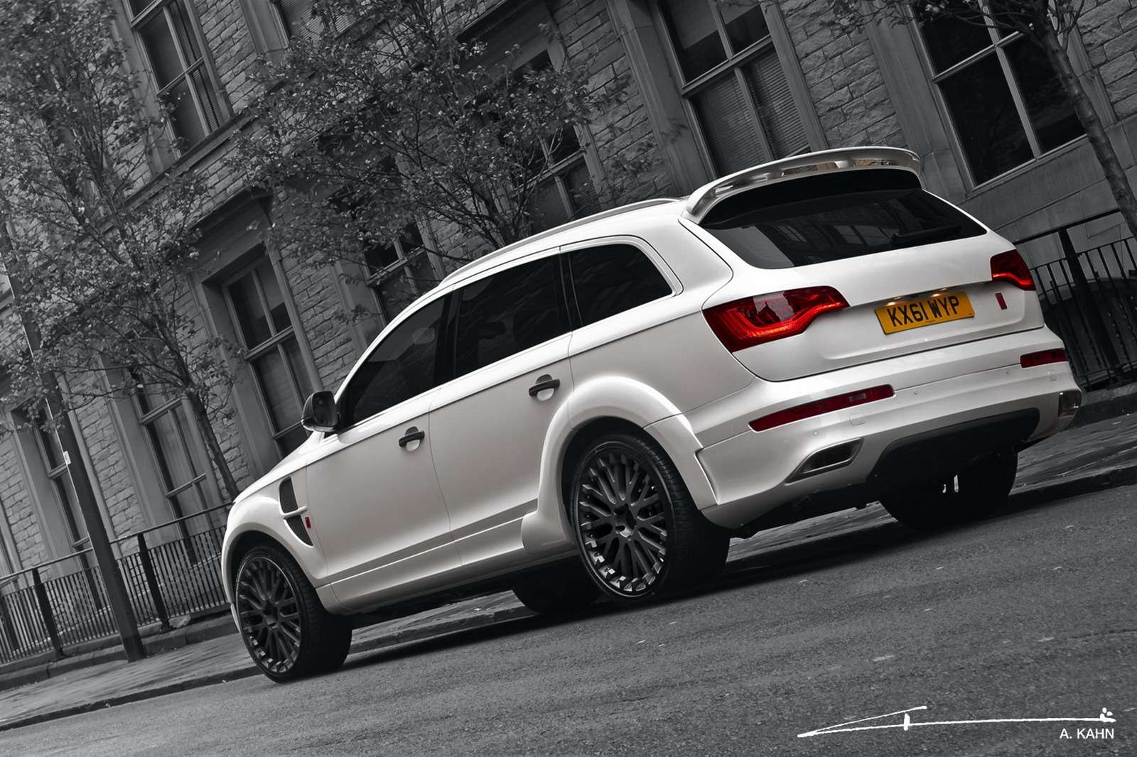 Project Kahn Audi Q7 luty 2012
