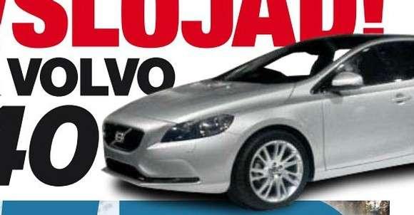 Volvo V40 automotorsport se fot luty 2012