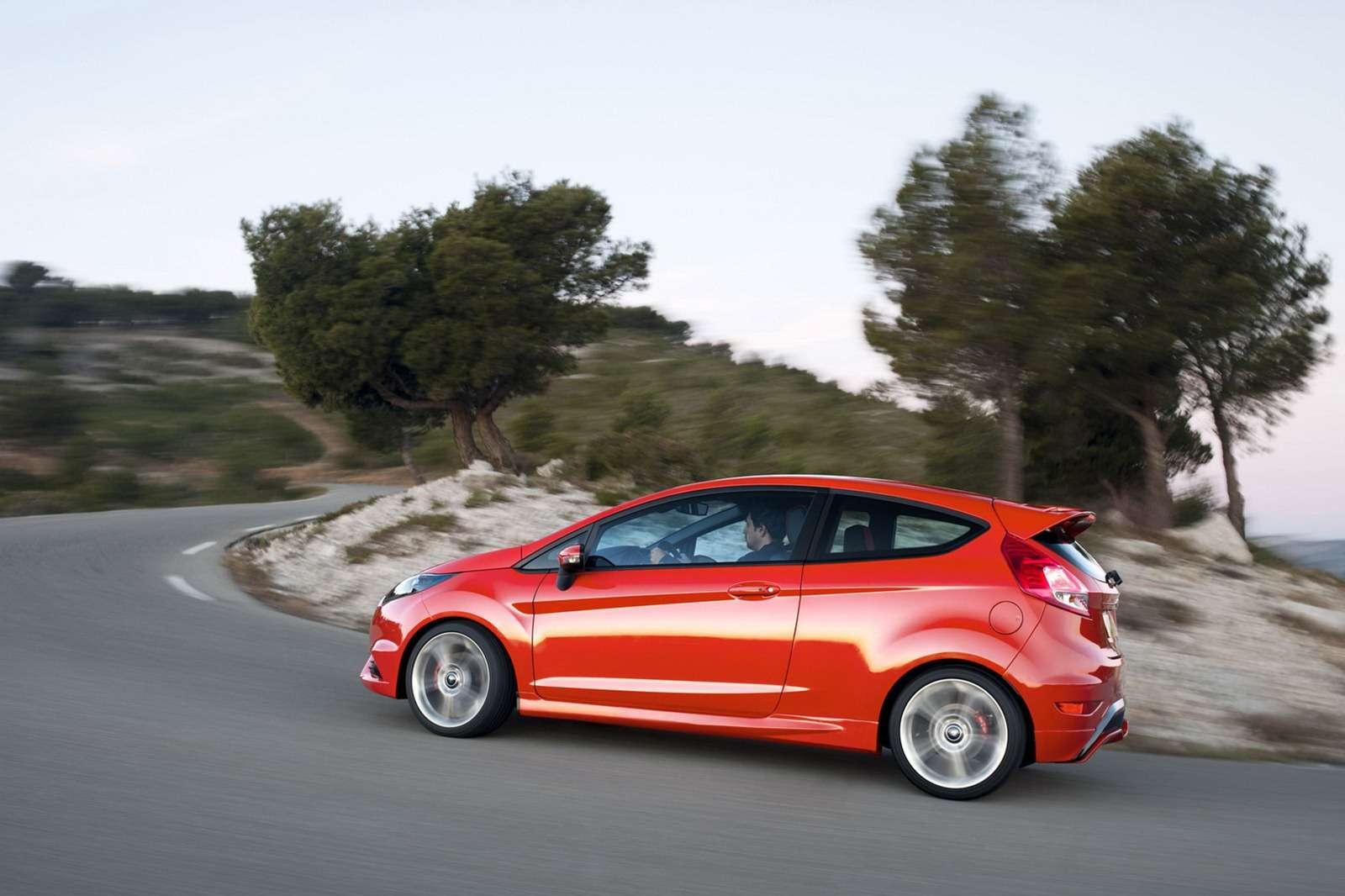 2012 Ford Fiesta ST