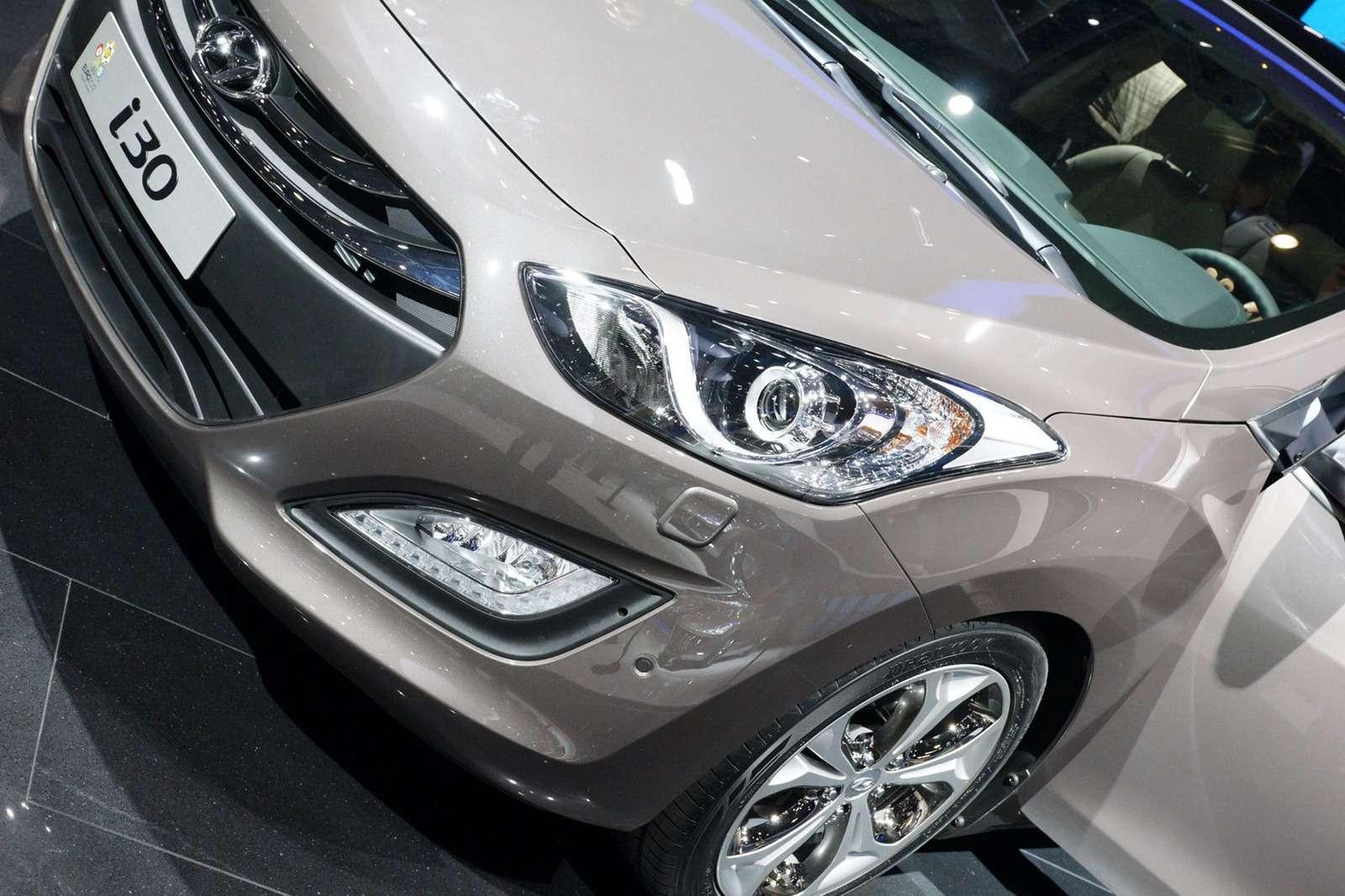Hyundai i30 Wagon 2012 Genewa