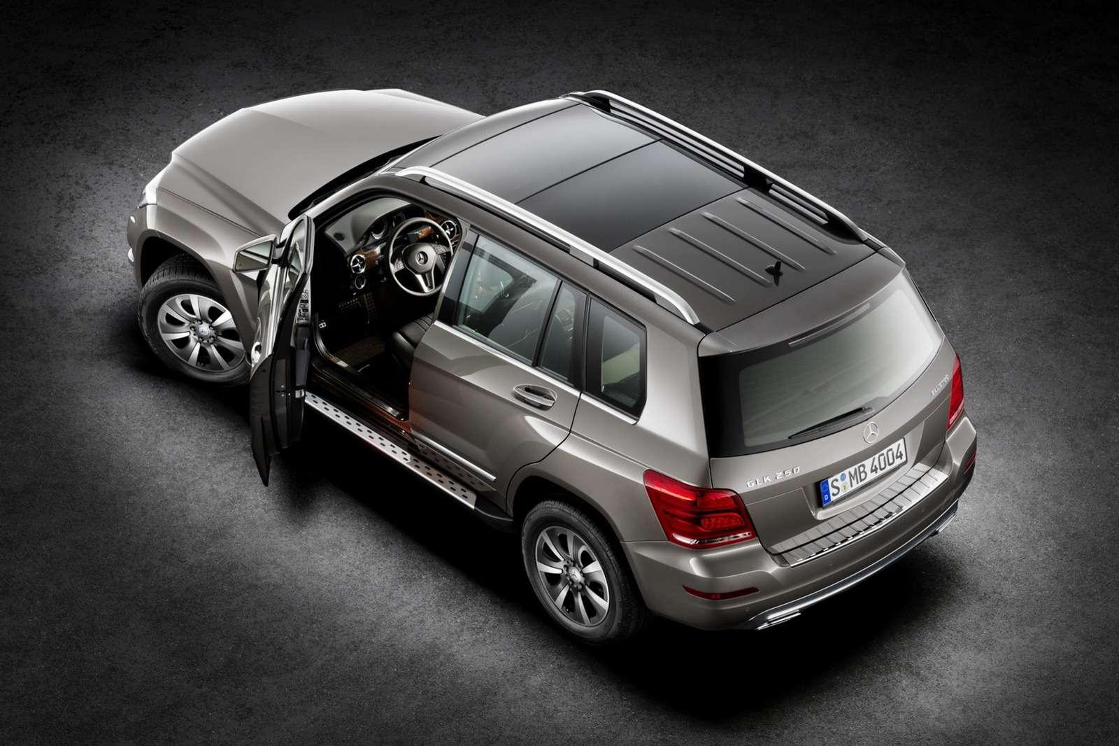 Mercedes-Benz GLK 2013 Facelift