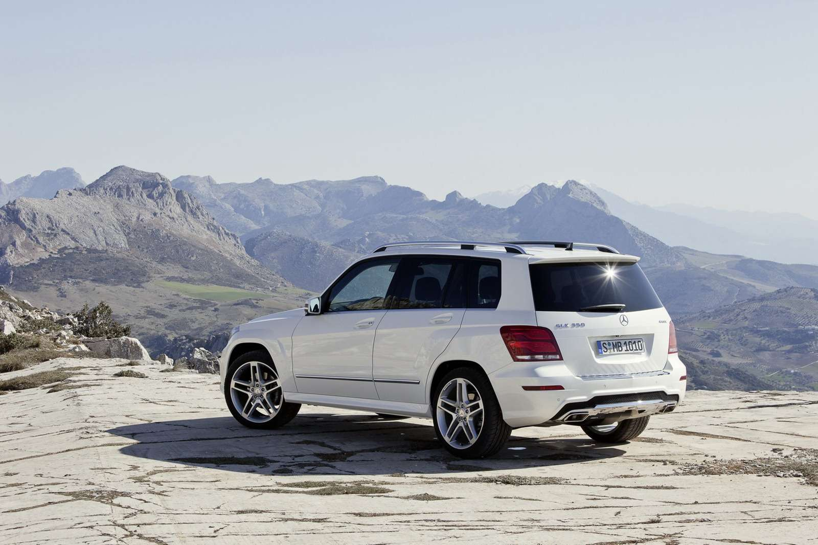 Mercedes-Benz GLK 2013 Facelift