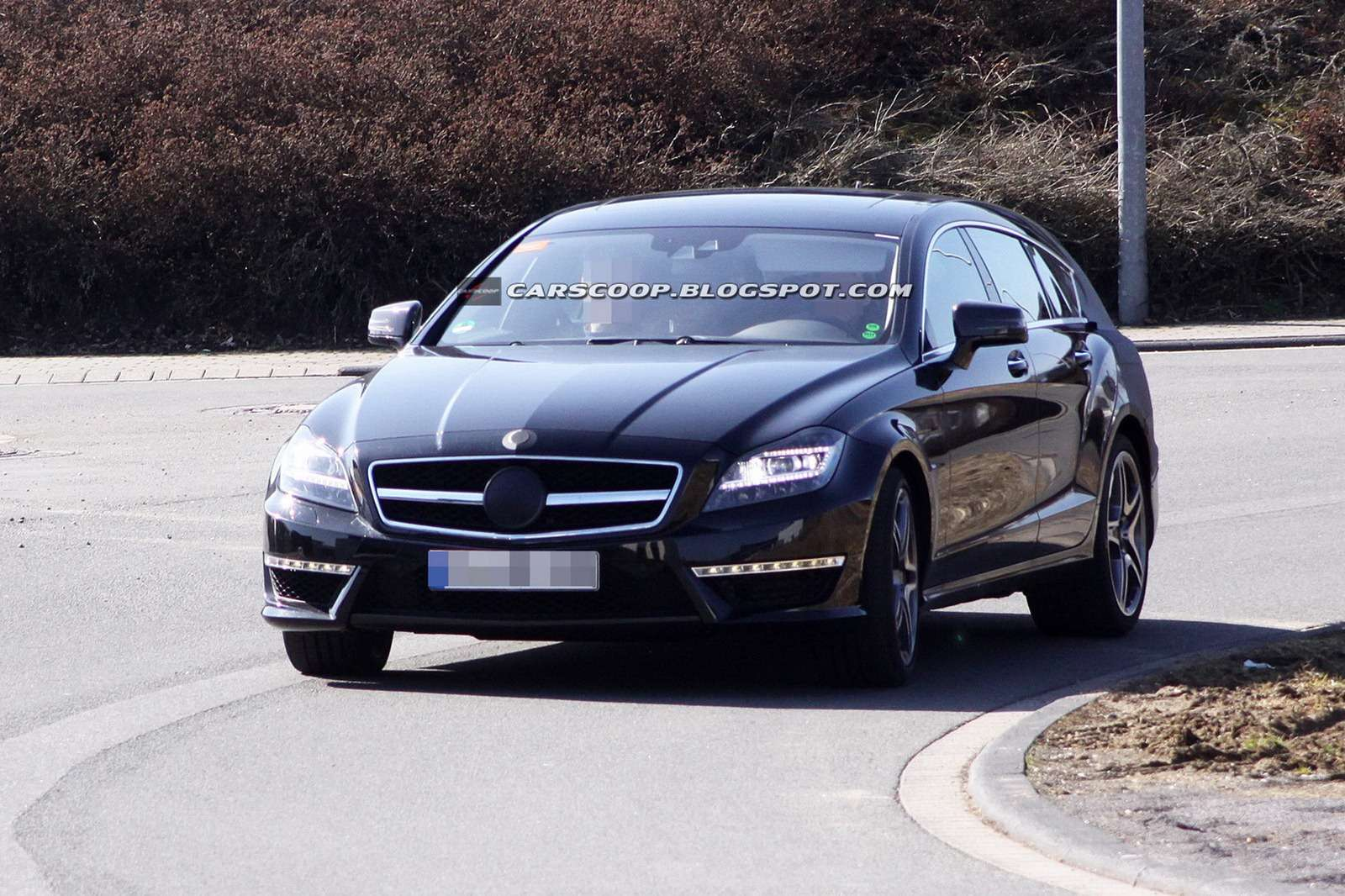 2013 Mercedes CLS Shooting Brake