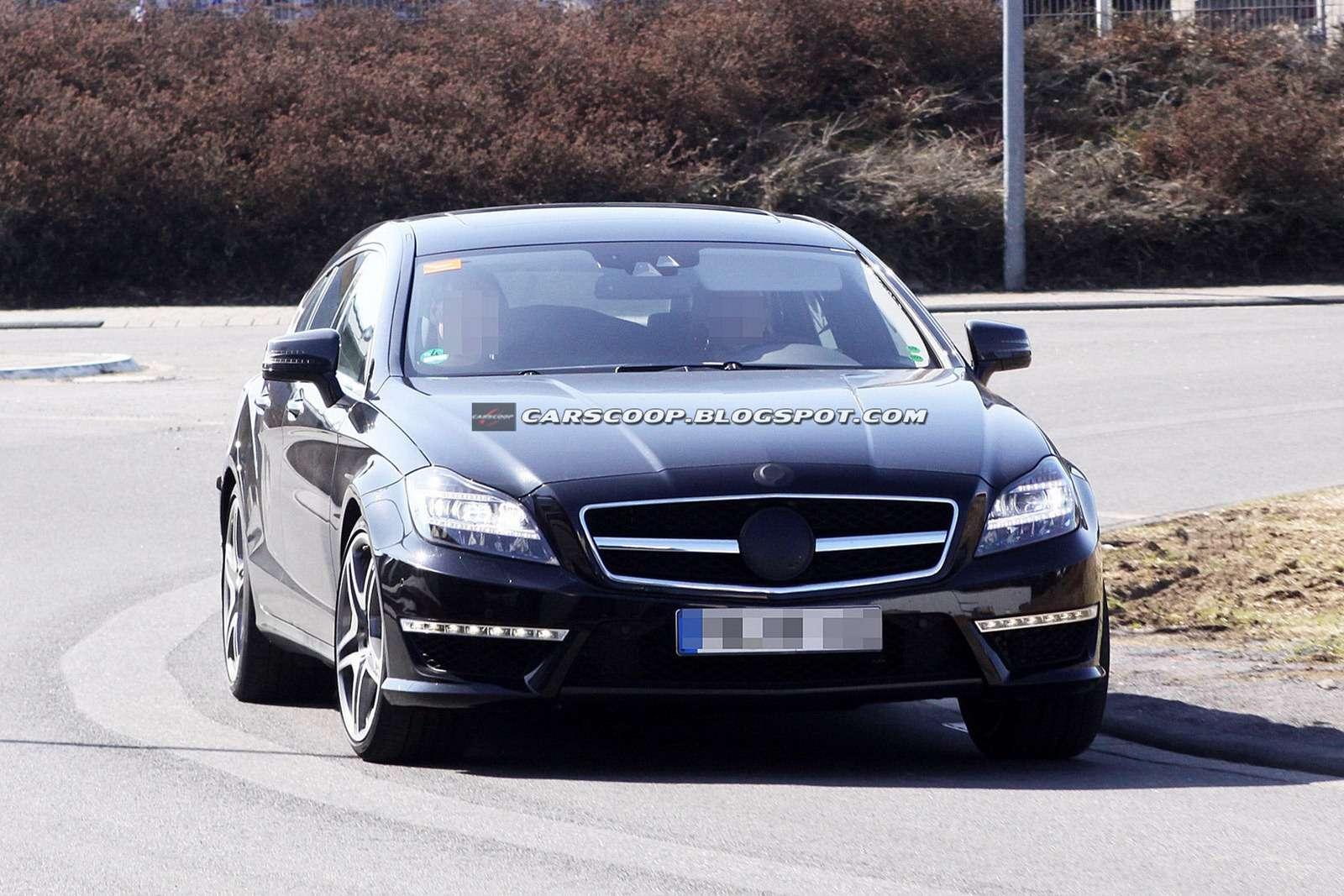 2013 Mercedes CLS Shooting Brake