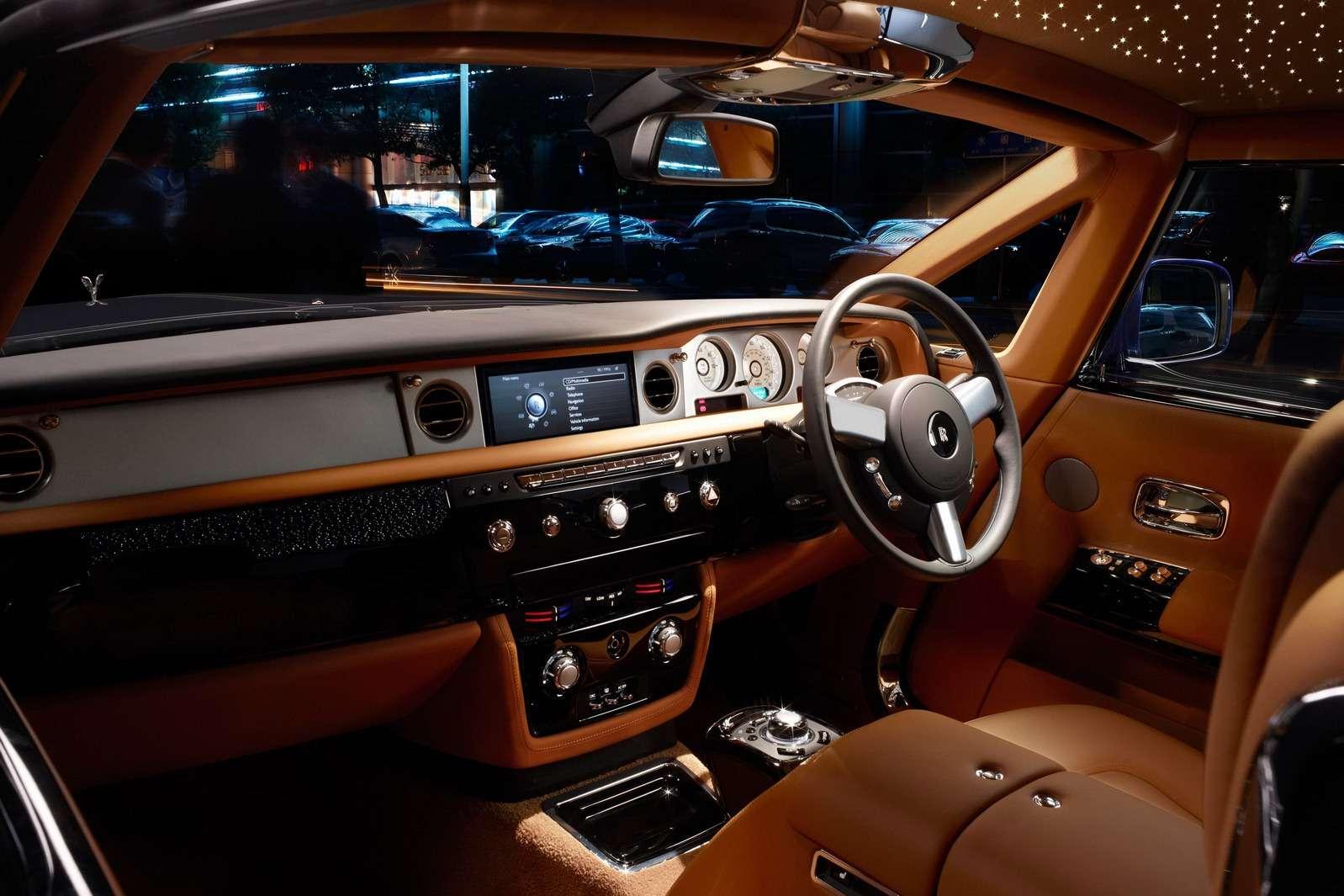 2013 Rolls Royce Phantom