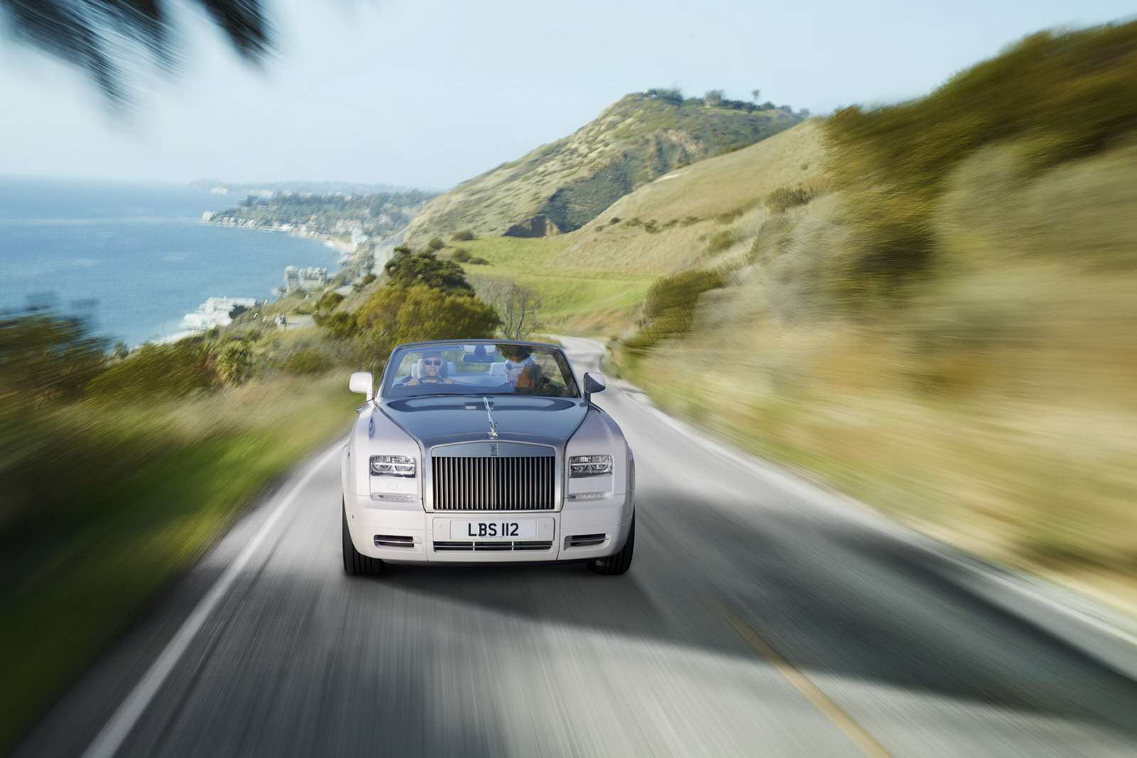 2013 Rolls Royce Phantom