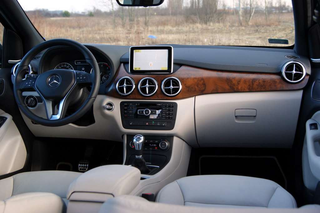 Mercedes-Benz B200 CDI 2012