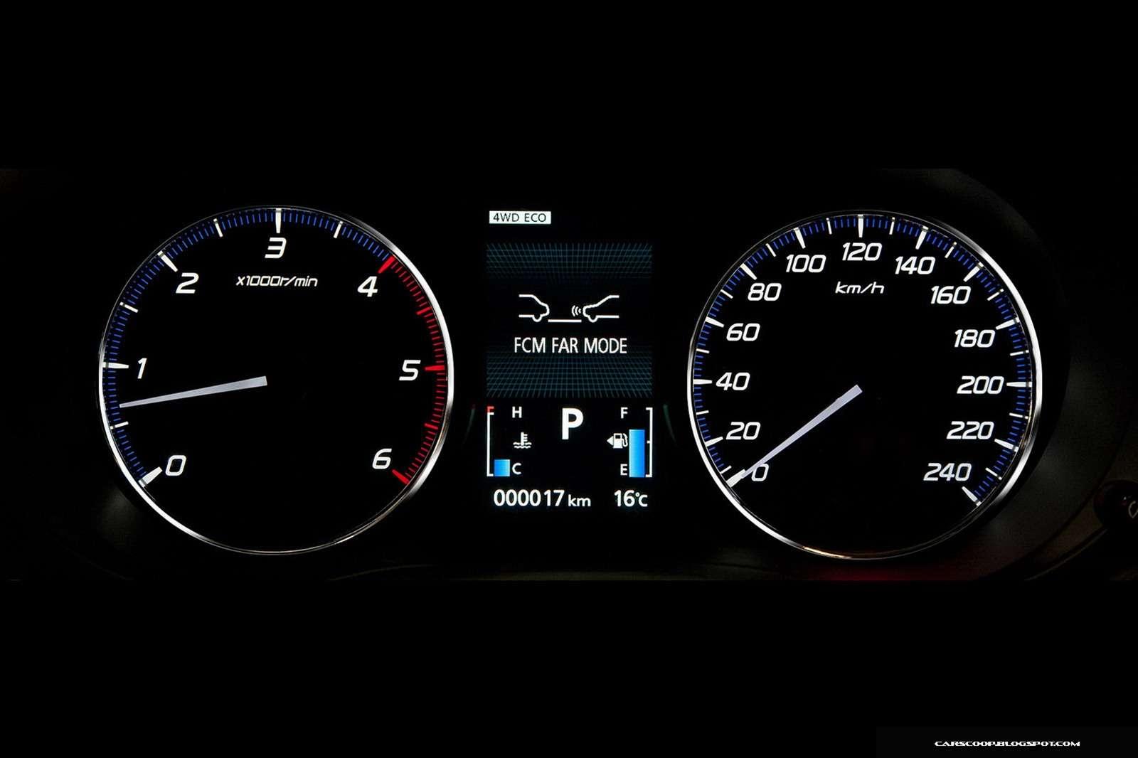 Mitsubishi Outlander 2013 oficjalnie Genewa