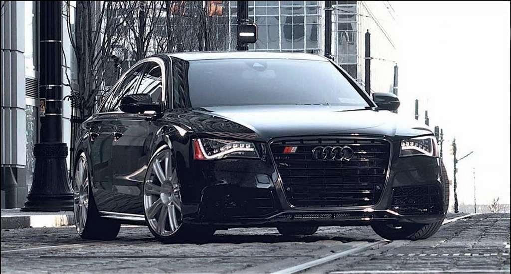 Audi A8 Hofele Design SR8
