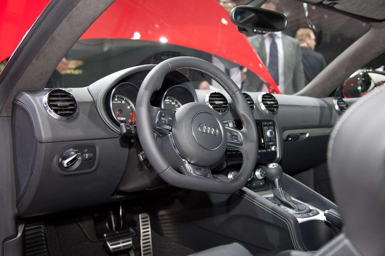 Audi TT RS Plus Genewa