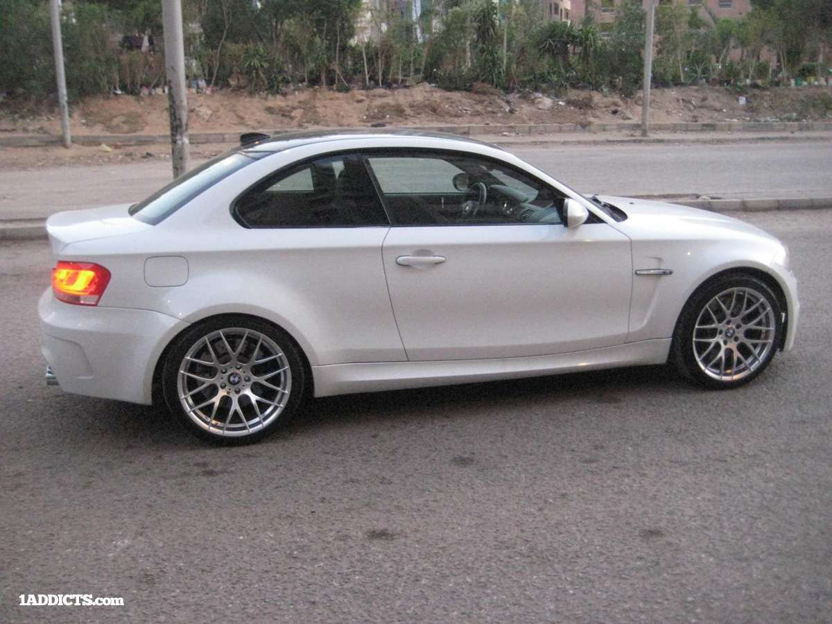 BMW 1M z BMW 120d Coupe