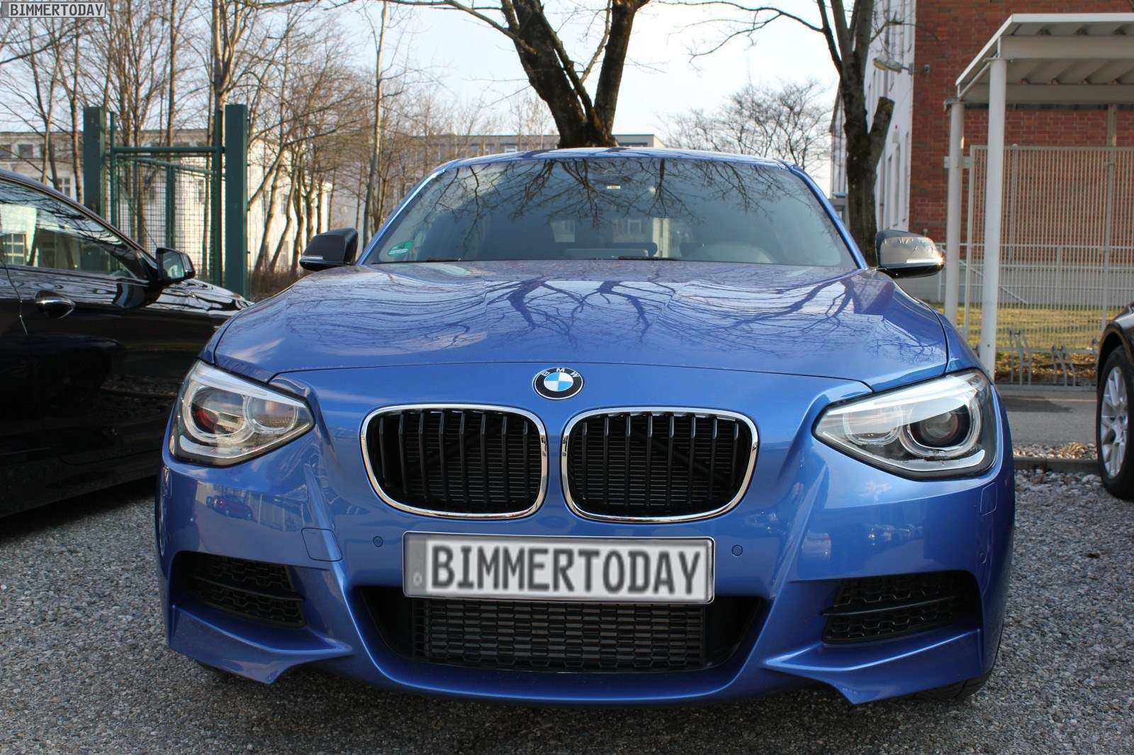 BMW M135i Spy Photo