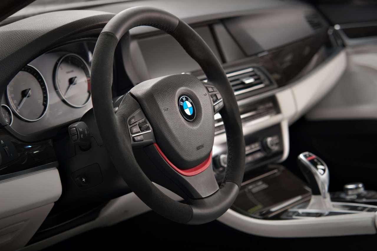 BMW serii 5 F10 Vilner