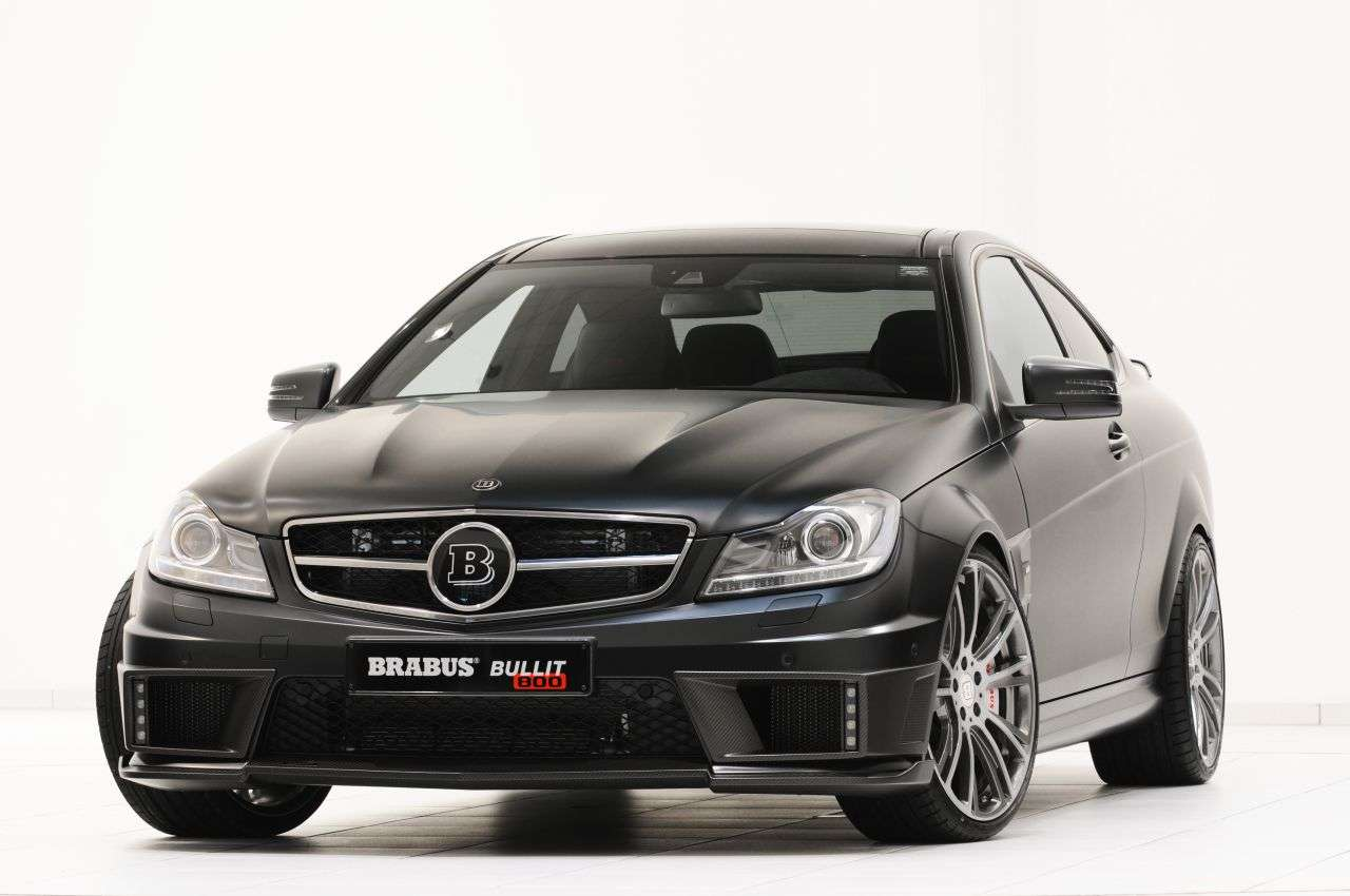 Brabus Bullit 800 Genewa 2012