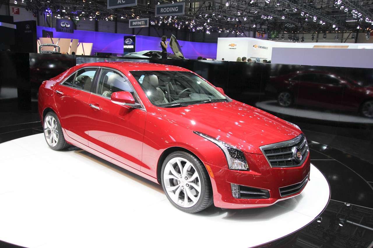 Cadillac ATS Genewa