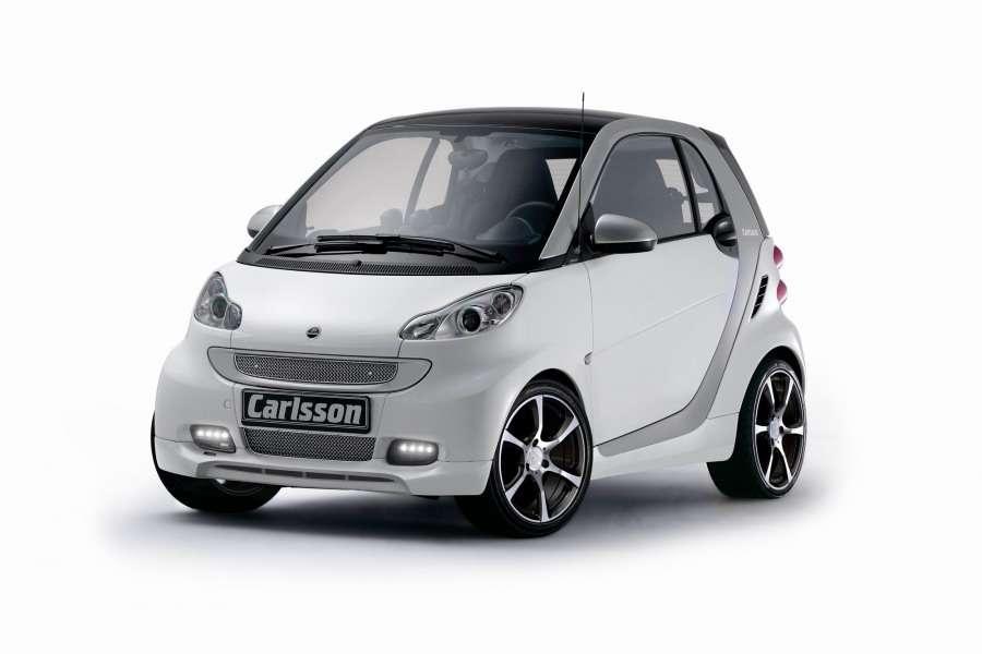 Smart Fortwo CK10 od Carlsson Genewa