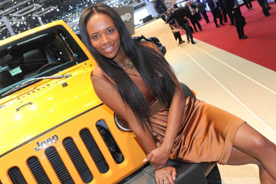 Dziewczyny Genewa 2012