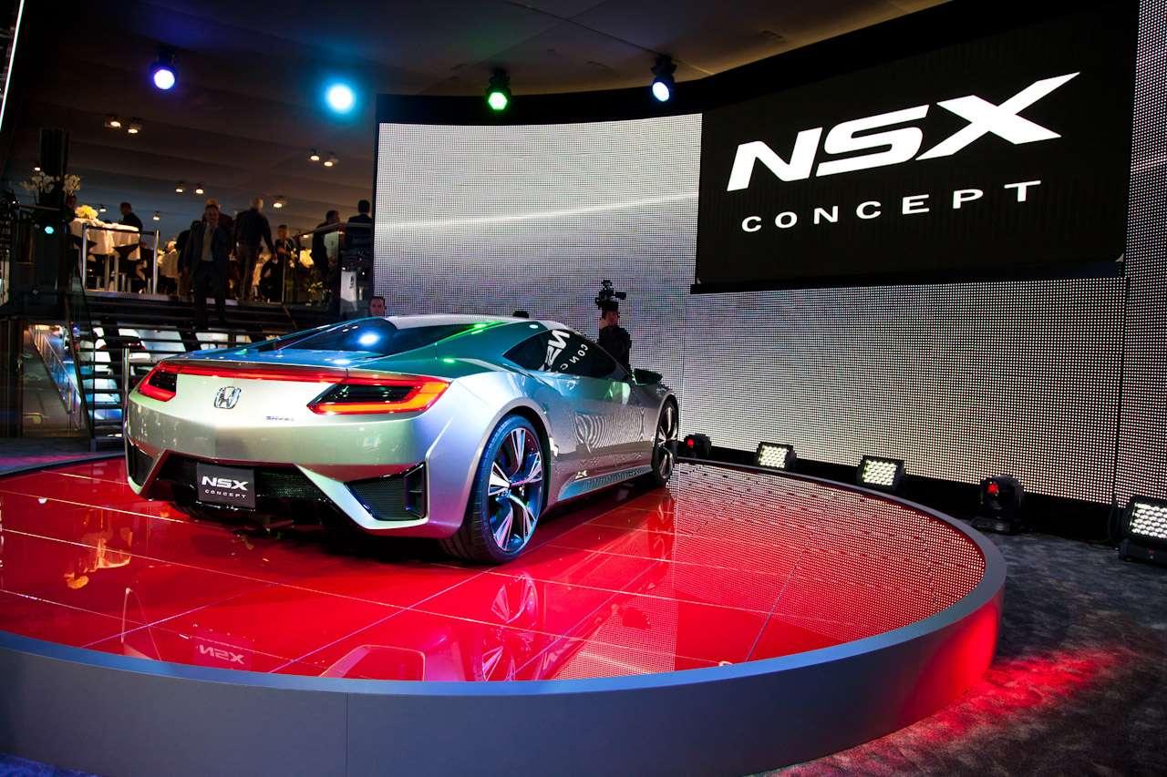 Honda NSX Concept Genewa 2012
