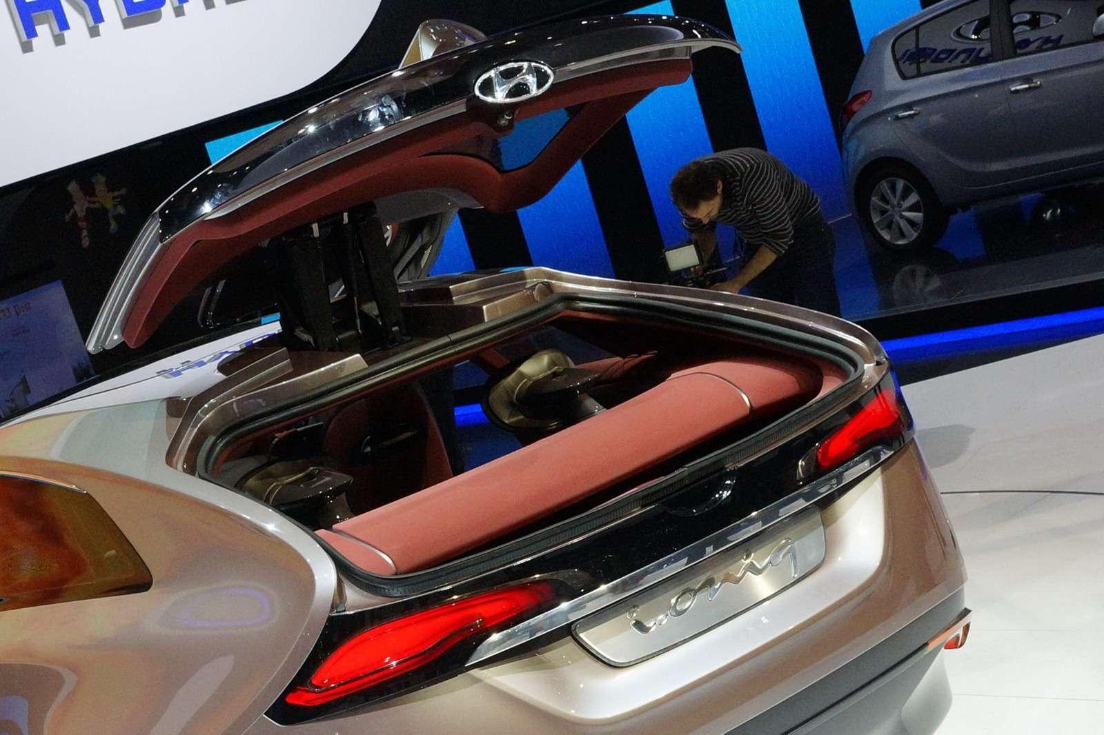 Hyundai i-oniq Concept Genewa 2012