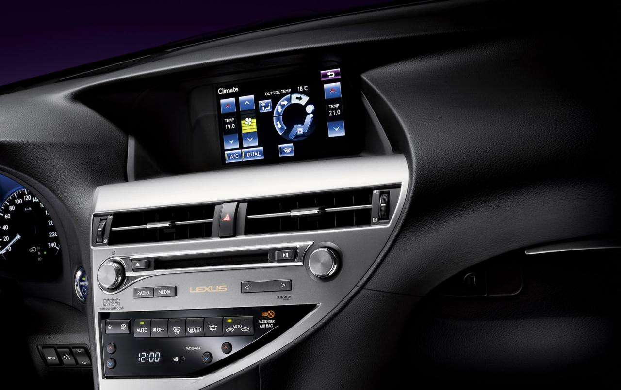 2013 Lexus RX 450h Genewa