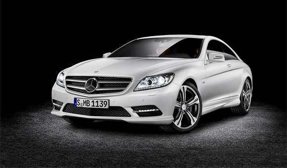 Mercedes-Benz CL Grand Edition