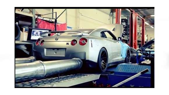 Nissan GT-R od SP Engineering