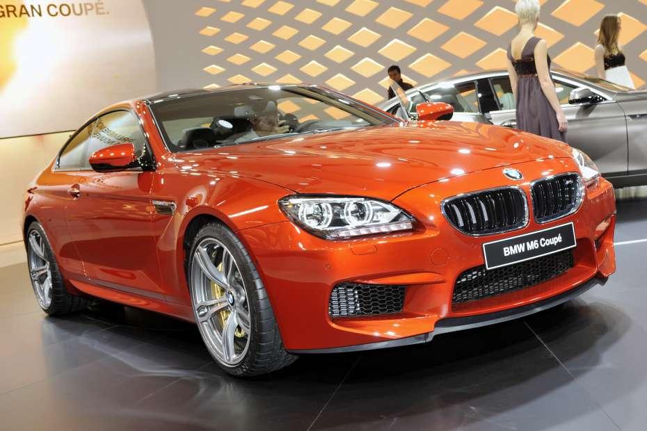 BMW M6 2012 Genewa