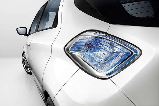 Renault Zoe Electric Genewa 2012