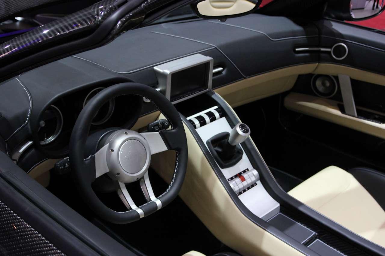 Roding Roadster 23 Genewa 2012
