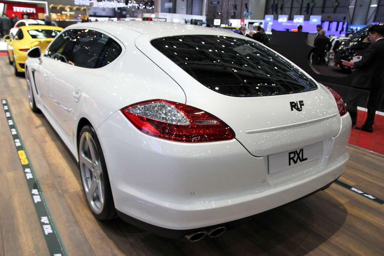 RUF RXL Genewa 2012