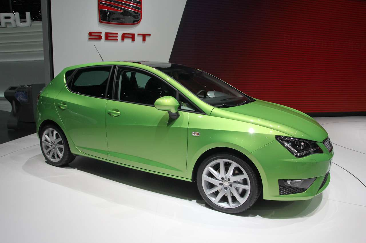 seat ibiza po faceliftingu genewa 2012 motofilm. Black Bedroom Furniture Sets. Home Design Ideas