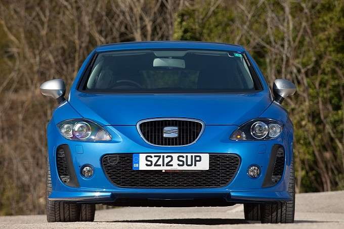 SEAT Leon FR+ Supercopa Edition