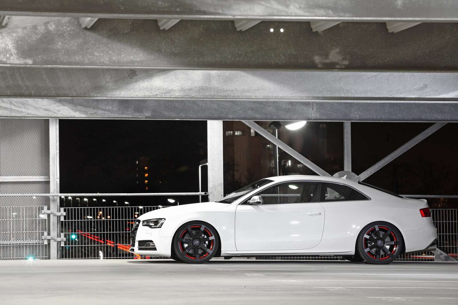 Audi S5 Coupe facelift Senner tuning