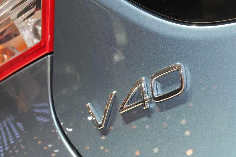 Volvo V40 w Genewie