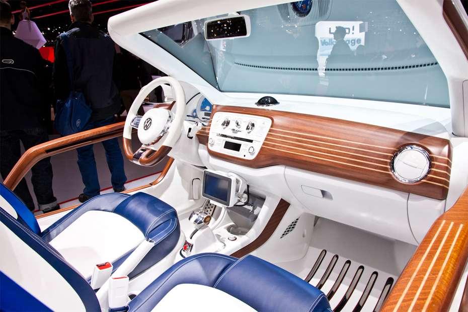 Volkswagen Up Italdesign Giugiaro Genewa 2012