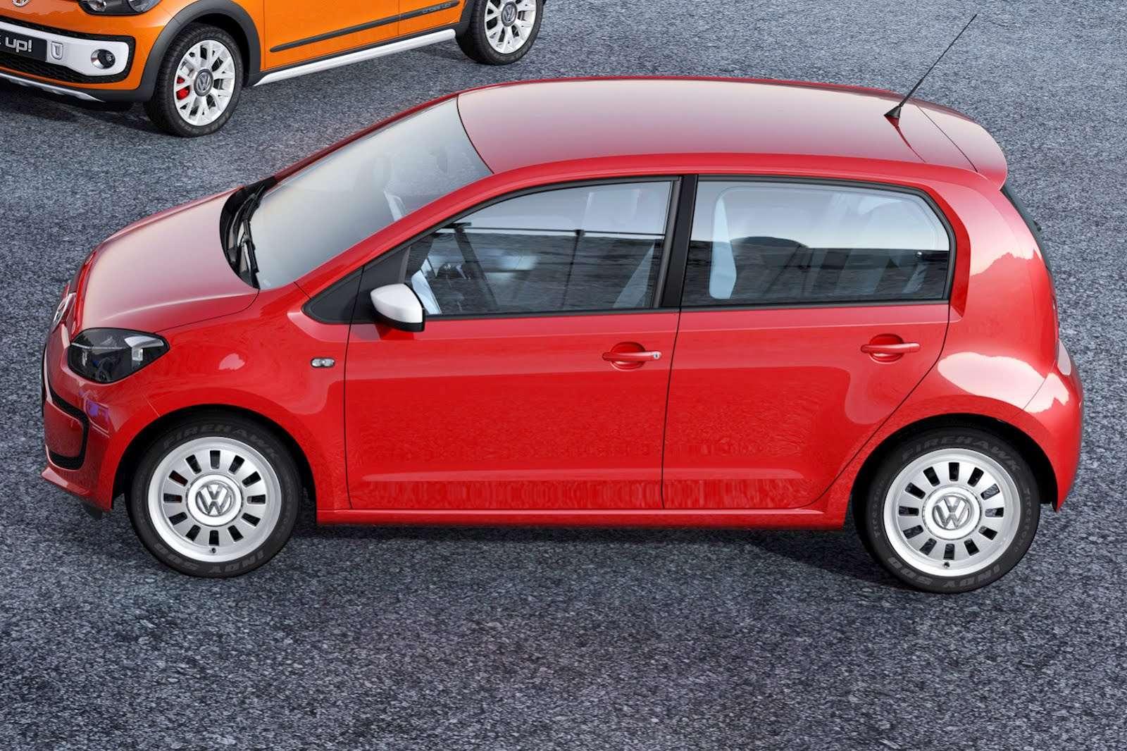 Volkswagen Up Genewa 2012