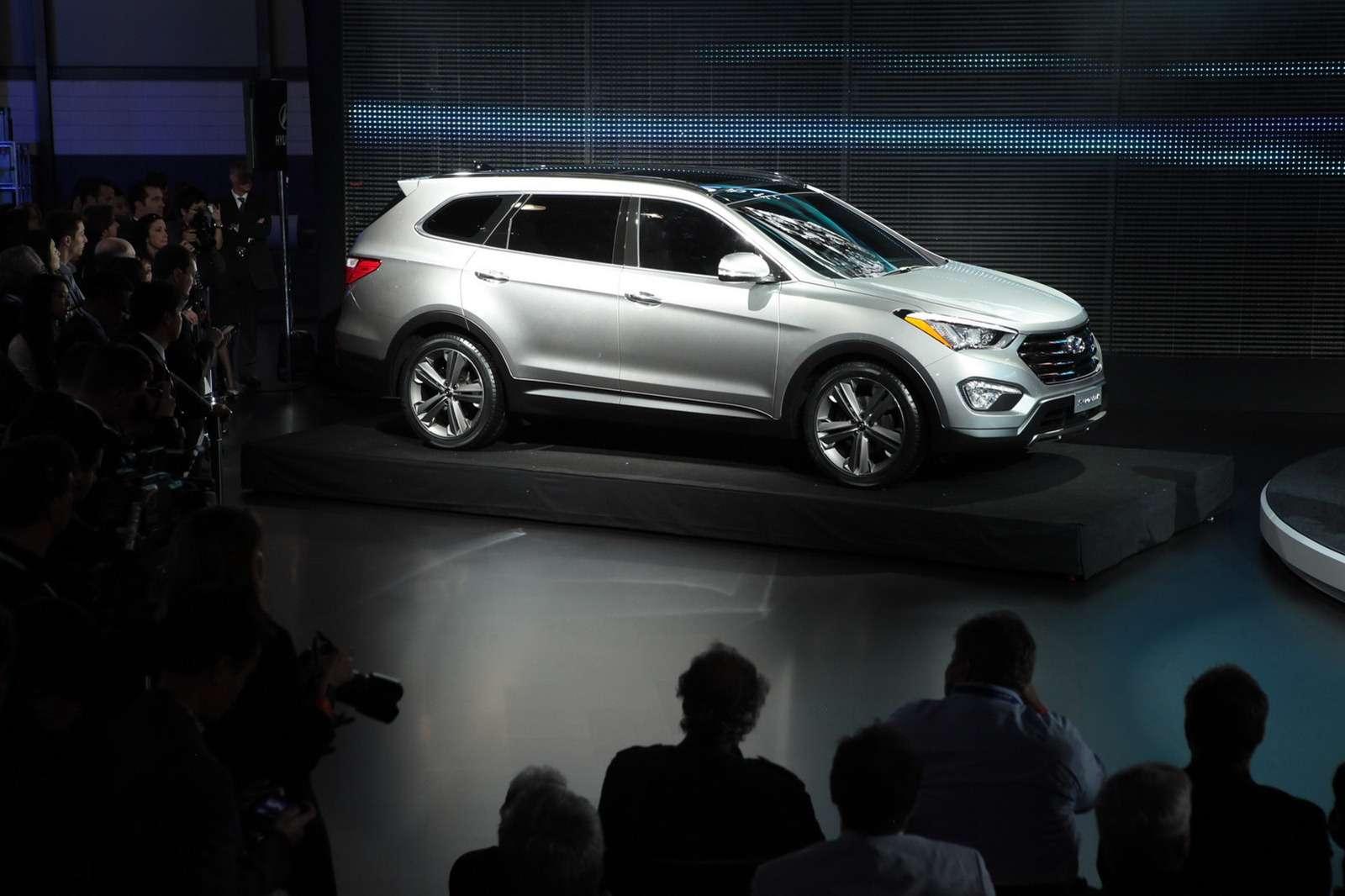 Hyundai Santa Fe 2013 Nowy Jork