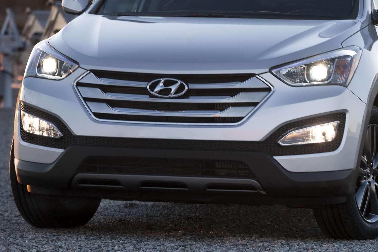 Hyundai Santa Fe 2013 Sport I Santa Fe Lwb Ujawnione Przed