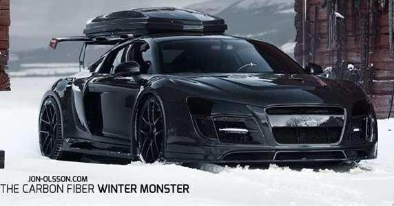 Audi R8 PPI Automotive Jon Olsson