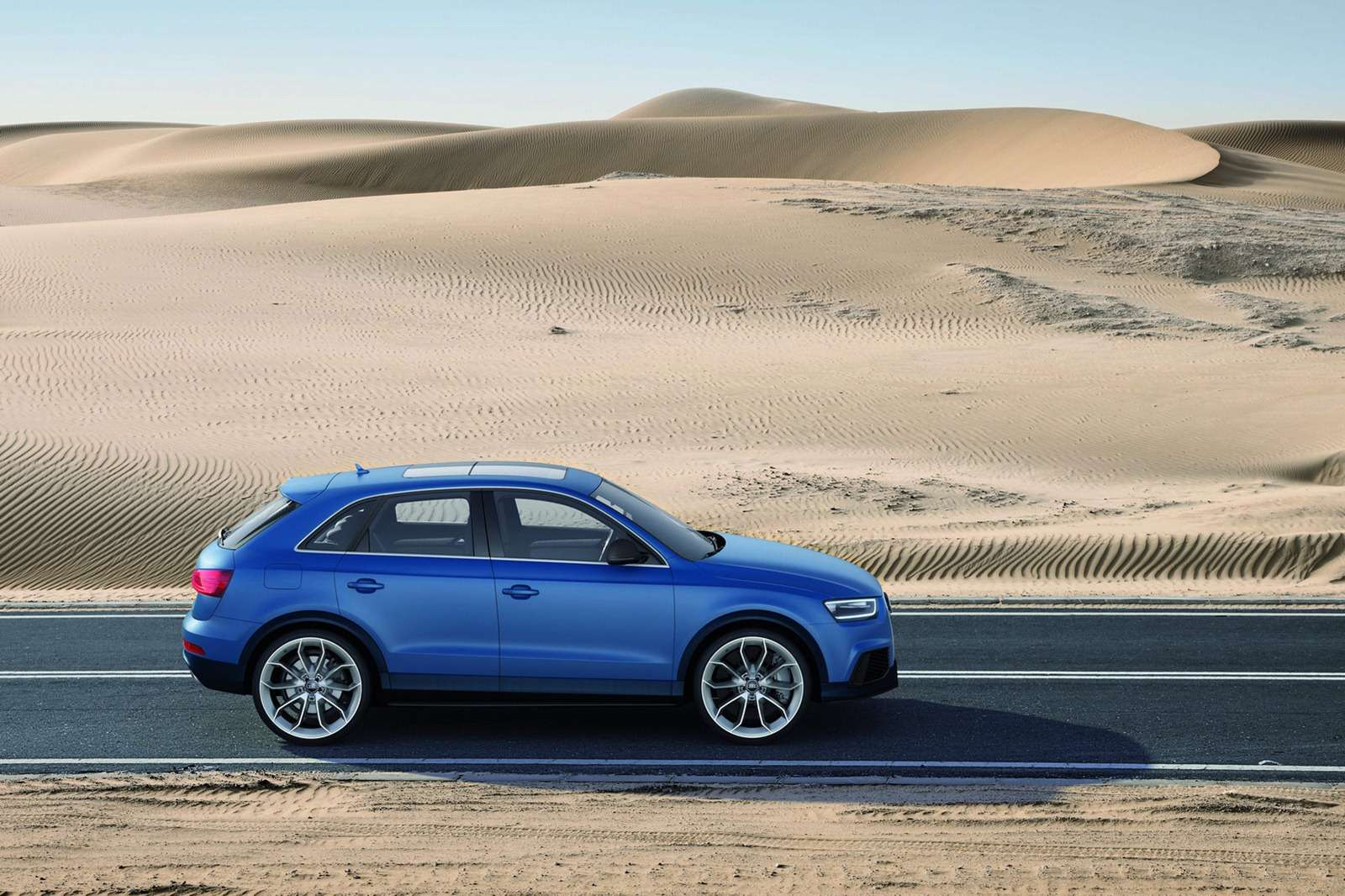 Audi RS Q3 Concept oficjalnie