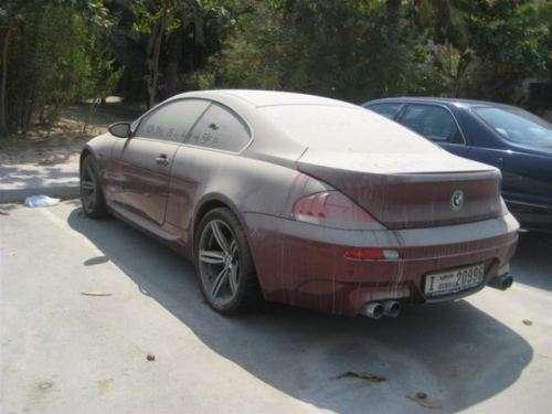 BMW M6 Dubaj