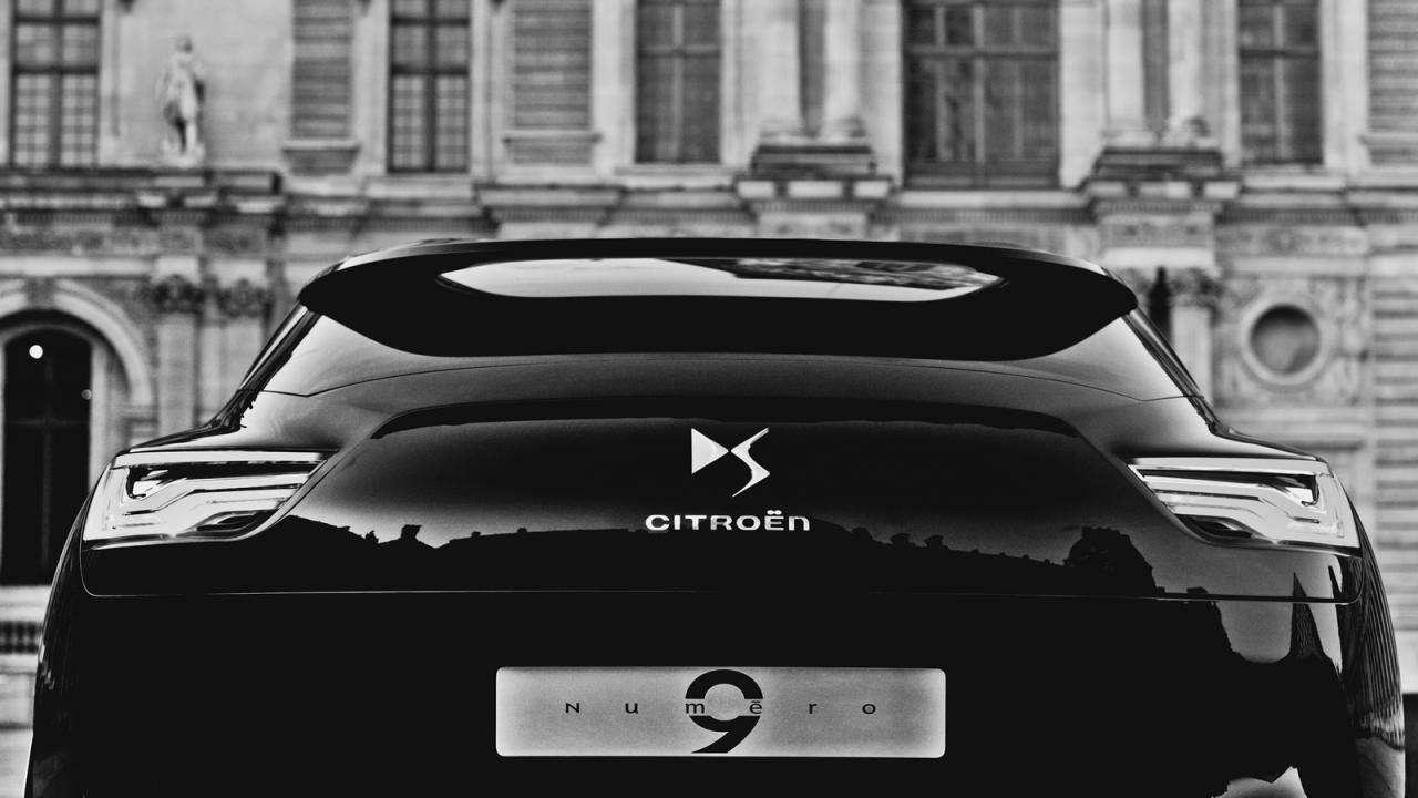 Citroen (DS9) Numéro 9 koncept