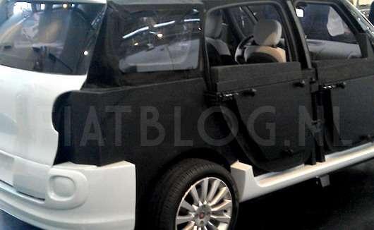 Fiat 500L Plus