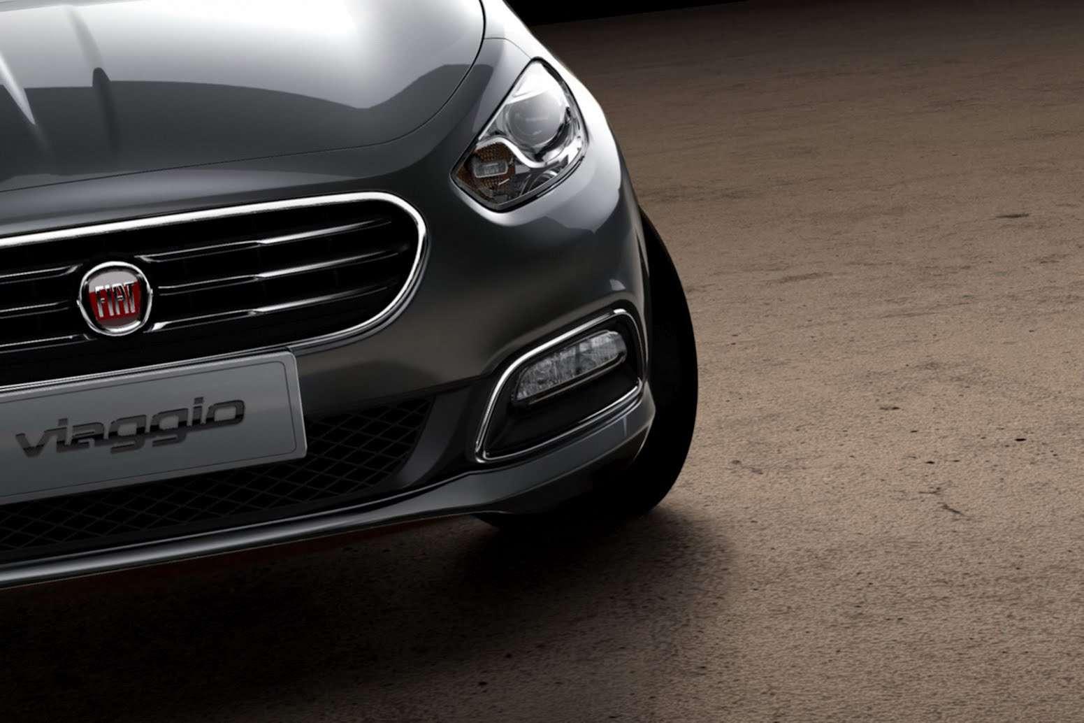 Fiat Viaggio Sedan zdjęcia