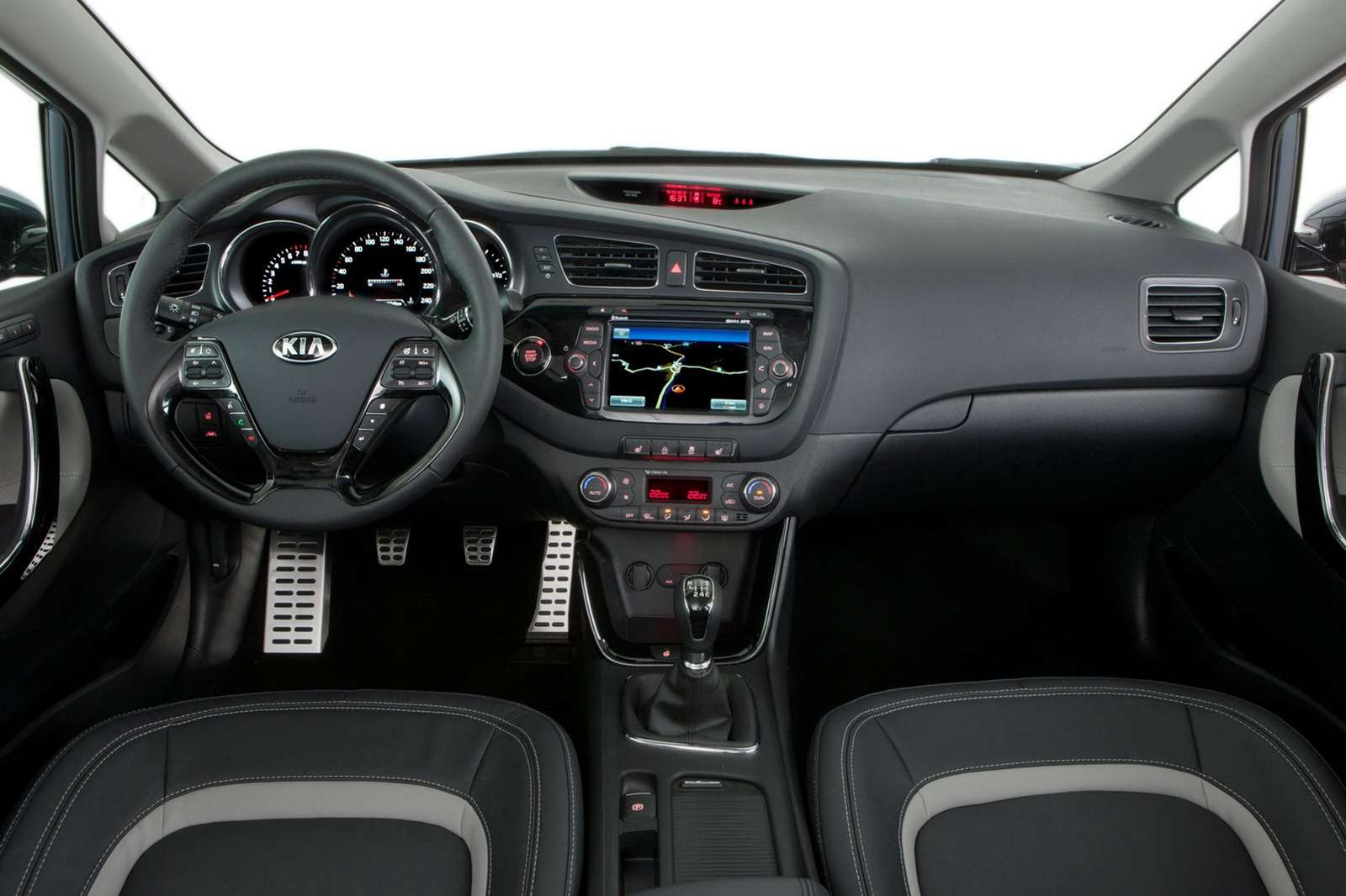 Kia Ceed 2012