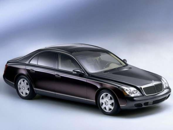Maybach rabat w USA