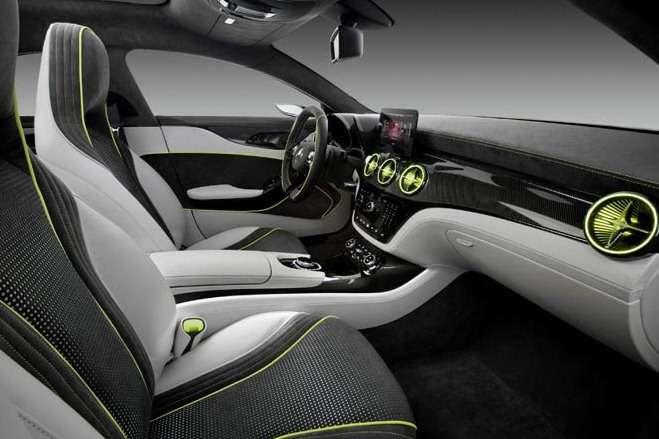 Mercedes Concept Style Coupe (CSC)