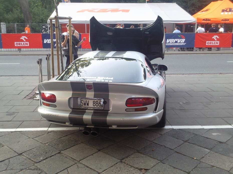 Egzotyczne samochody w Polsce zdjęcia