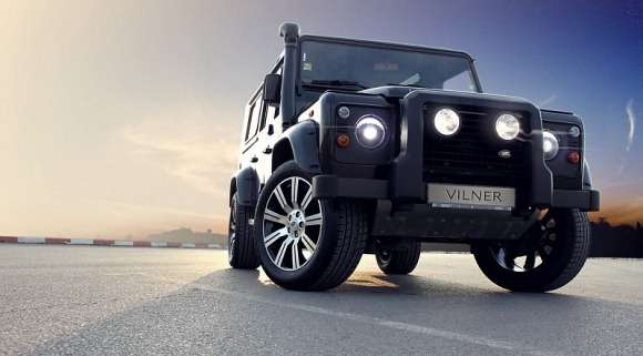 Land Rover Defender by Vilner tuning