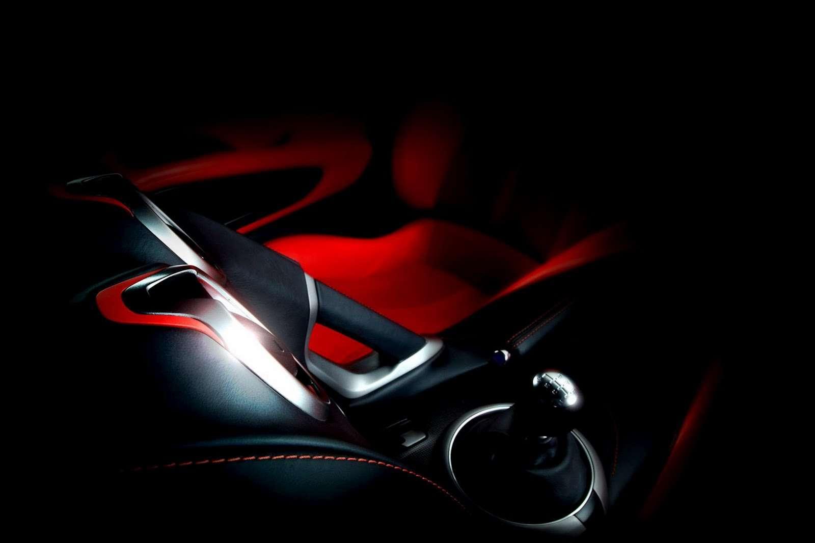 SRT Viper 2013 teaser